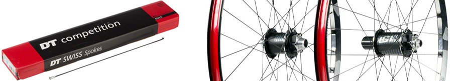 Wheels, Rims, Spokes