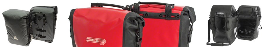 Bags - Pannier and Rack