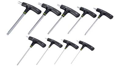 Hex and Torx Wrenches