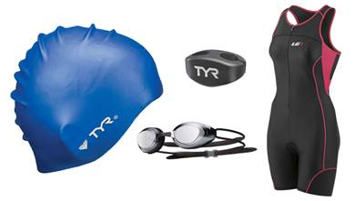 Triathlete Gear