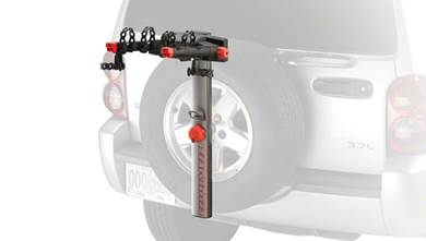 Car Racks - Spare Tire, Rear Mount, Truck