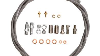 Brake Parts - Hydraulic Tubing/Fittings