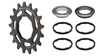 Cassettes - Lockrings, Spacers, Cogs