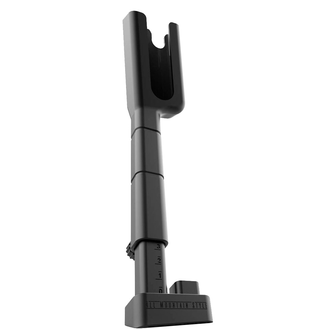 All Mountain Style Kickstand, Black