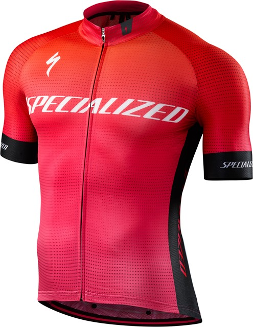 Specialized SL Pro Jersey Team Acid Fade Large - 2018