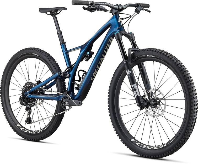 Specialized Stumpjumper Expert Carbon 29 GLOSS NAVY / WHITE MOUNTAINS M - 2020
