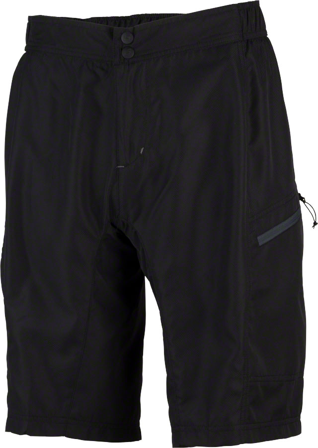 Bellwether Alpine Men's Baggies Cycling Short: Black 2XL
