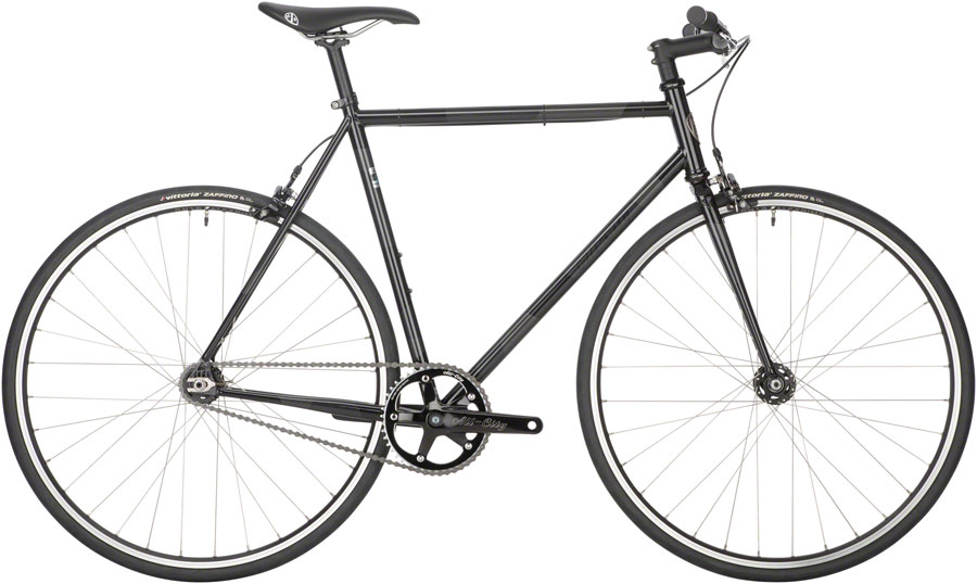 All-City Big Block Bike - 700c, Steel, Night Sky / Smoke, 55cm