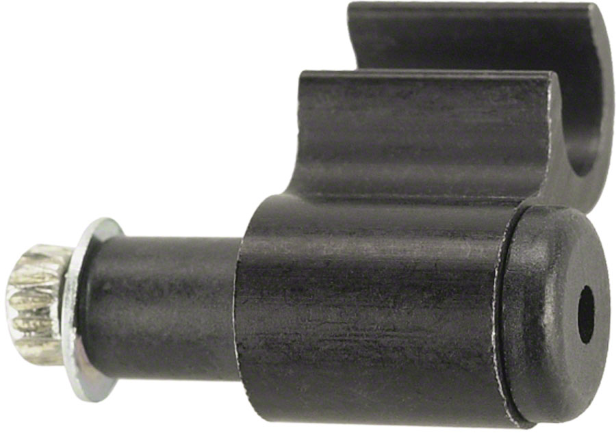 Problem Solvers Black Hydraulic Brake guides - PAIR