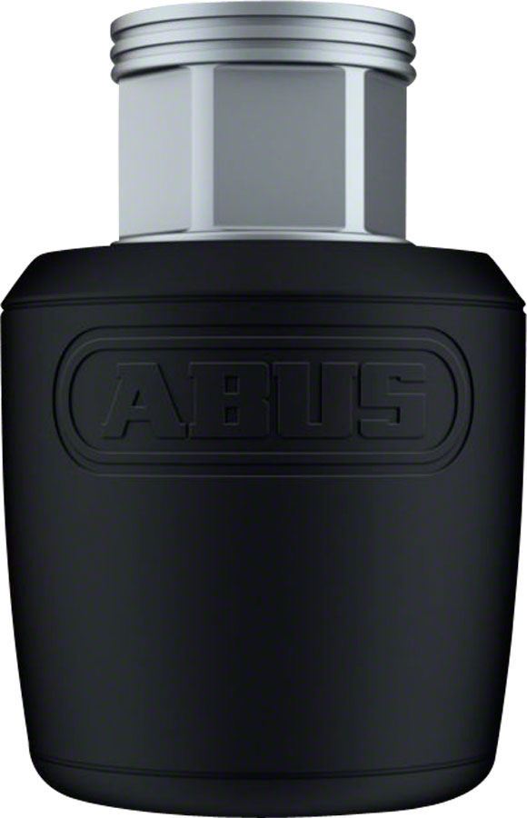 ABUS Nutfix Solid Axle 2 Pack: M9, Black