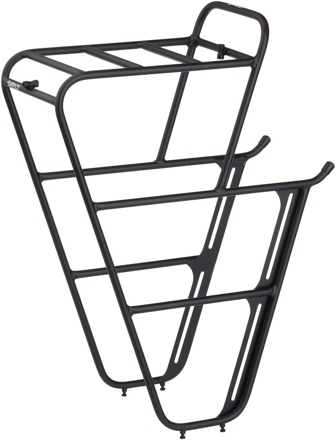 Surly CroMoly Front Rack 2.0: Black
