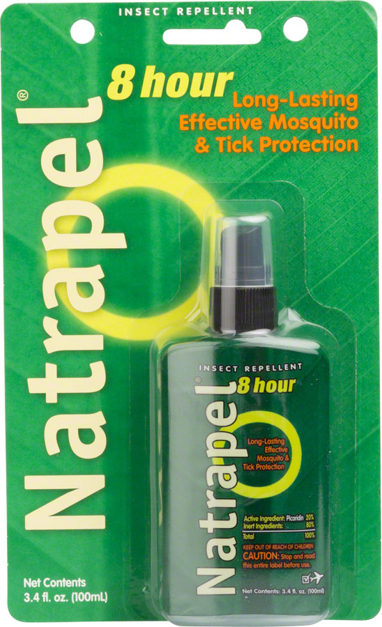 Adventure Medical Kits 8-hour Natrapel Mosquito and Tick protection: 3.4oz Pump